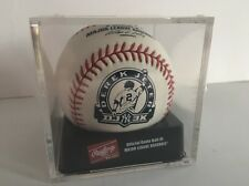 Official 2011 Derek Jeter 3000th Hit Commemorative Baseball in Cube ROMLBDJ3K-R