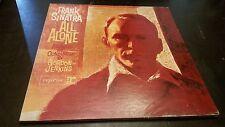 FRANK SINATRA : ALL ALONE (R1007) - RARITIES VINYL RECORD LP