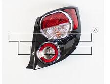 TYC NSF Right Side Tail Light Assy for Chevrolet Sonic Hatchback 2012-2016 Model