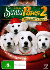 Santa Paws 2: The Santa Pups * NEW DVD * (Region 4 Australia)