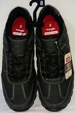 Men's Wrangler Sneakers Memory Foam Size 8 Black