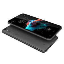 """5,0"""" HOMTOM HT16 Smartphone 3G OHNE Vertrag Handy Quad Core Dual SIM Schwarz FI"""