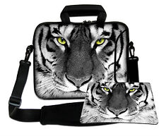 LUXBURG 17,3 Inch Design Laptop Notebook Shoulder Bag with Matching Mousepad #EJ