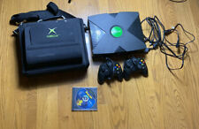 Original Microsoft Xbox Console Complete Bundle