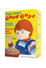 Chucky Childs Play Cereal Box Good Guys Collectible Prop Trick or Treat Studios