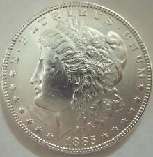 Free shipping US 1885    Morgan Silver One Dollar Coin L1185