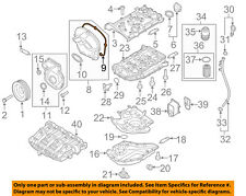 VW VOLKSWAGEN OEM 13-18 Beetle Engine Parts-Timing Cover Gasket 06L103483A