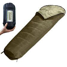 GRAND CANYON Mumienschlafsack Whistler olive Mini Sommer Hütten Schlafsack 700 g