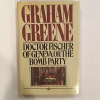 DOCTOR FISCHER OF GENEVA OR THE BOMB PARTY Graham Greene 1st Edition Review Copy