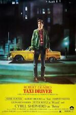 POSTER TAXI DRIVER LOCANDINA STAMPA FILM CINEMA ROBERT DE NIRO MARTIN SCORSESE 1