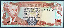 AFGHANISTAN - 500 AFGHANIS Pick n° 51a. de 1973. en NEUF