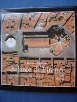 URBANISTICA-ATLANTE DI FIRENZE-FORMA CENTRO STORICO-FOTOPIANO E CARTA NUMERICA