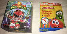 The Loyal Subject Mighty Morphin Power Rangers Vinyl Blind Box & Veggie Tales