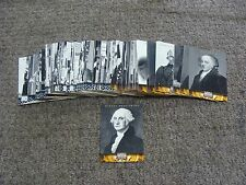 2012 Americana Legends and Heroes - Complete 125 Card Base Set * Panini *