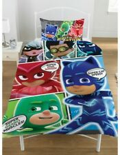 Funda nórdica PJMASKS PJ masks 135x200 cama 90. Nordica