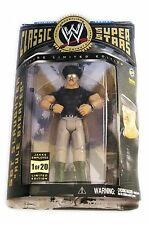 WWE CLASSIC SUPERSTARS SGT SLAUGHTER 1 OF 20 1/20 TOY FIGURE RULE BREAKER