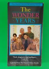 The Wonder Years - My Fathers Office & Angel (VHS, 1995) NEW SEALED