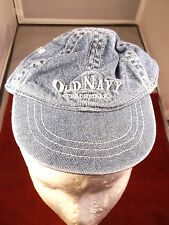 NICE OLD NAVY CHILDS SMALL BASEBALL BALL CAP, VERY GOOD CONDITION, 3-6 MONTHS