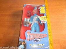 Thunderbirds Alan Tracy Carlton Talking Action Figure MIB Gerry Anderson 1999