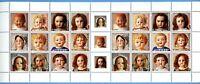 Surinam 2003 Puppen aus der Zeit um 1900 Puppets Dolls 1866-1877 Kleinbogen MNH