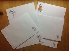 Mr Badger letter writing paper & envelopes stationery - Fun & cute set