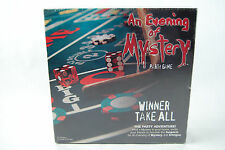 Party Game An Evening of Mystery Winner Take All - NIB