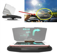 Car GPS Navigation Phone Bracket Holder in Car Universal Adjustable Accessories