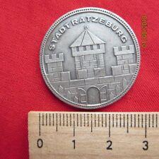 Medaille - Stadt Ratzeburg Eintritt Hallenbad Taler 90'er Jahre
