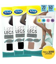 DR SCHOLL CALZE DONNA COLLANT LIGHT LEGS COMPRESSIONE GRADUATA 20 60 DENARI