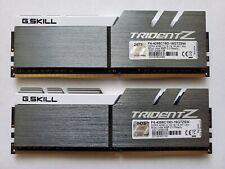 ✔✔ G.SKILL TridentZ 16GB (2 x 8GB) 4266MHz DDR4 PC4-34100 *Samsung B-DIE* GSKILL
