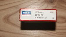 6006-2z - SKF Metric Ball Bearing
