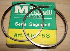 1970s-1980's Italjet Indian Franco Morini Minarelli mini A52 piston 45.6mm rings