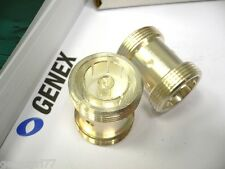 GENEX COAXIAL CONNECTOR ADAPTER 7/16 TYPE FEMALE TO 7/16 TYPE FEMALE COD.7013701