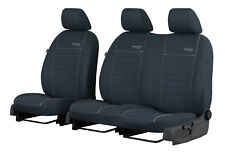 MERCEDES SPRINTER VAN 2+1 2006 ONWARDS STRONG FABRIC TAILORED SEAT COVERS