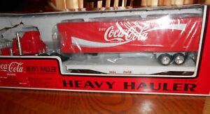 K-LINE COKE COCA-COLA 6634 HEAVY HAULER WITH FLATBED MIB 34.99
