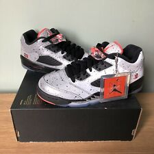 Nike Air Jordan 5 Retro Low Neymar BG UK4/US4.5/EU36.5 Brand New 846316-025