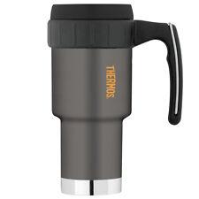 Thermos 20 oz. Work Series Travel Mug with Handle - Gunmetal