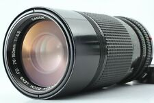 【Excellent+++】 Canon New FD 70-150mm f/4.5 MF Zoom Lens From Japan  #128314