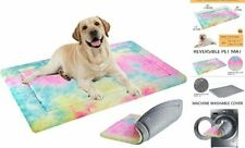 """Stylish Dog Crate Pad Reversible(Cool and Warm), Dog Bed Pads Xl(42 x 28"""")"""