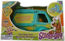 Scooby Doo Goo Busters Mystery Machine Set de Jeux Jouet Inc Goo Capsule Nouveau