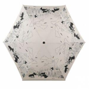 Radley ' Chin Wag' London Notting Hil Chalk Umbrella BNWT