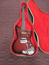 1965 Silvertone Hornet Jaguar Copy authentic original condition with case