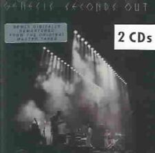 Seconds Out by Genesis (UK) (CD, Oct-1994, 2 Discs, Atlantic (Label))