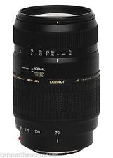 Objetivos Tamron AF 70-300mm para cámaras
