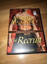 The Recruit ~ Monica McCarty ~ MP3 CD Unabridged Audio Book