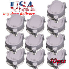 10x Commercial Dental Flask Aluminium Denture Flask Compressor Parts Lab Sale Us
