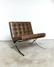 Ludwig Mies von der Rohe MR90 Barcelona Chair for Knoll International I 1 von 2