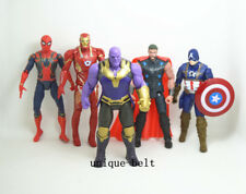 5 pcs Avengers: Endgame Action figures Iron Man Captain America Thanos Thor Gift