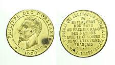 pcc1585_99) FRANCIA - Medaglia Philippe Duc D' Orleans 1900 mm. 30