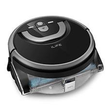 ILIFE Shinebot W400 Floor Washing Scrubbing Robot, Large Water Tank, Kitchen